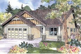 Bungalow Craftsman House Plans Cottage House Plans Redrock 30 636 Associated Designs