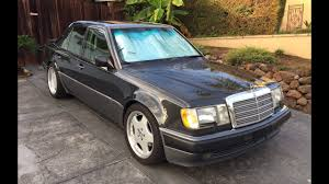 mercedes porsche 500e 1993 mercedes 500e one take youtube