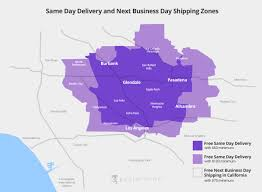 Los Angeles County Zip Code Map by Marijuana Delivery Los Angeles Free Weed Delivery La Ganjarunner