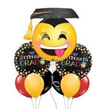 emoji graduation balloon graduation party decorating ideas