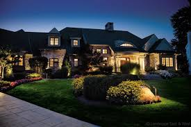 Landscape Lighting Pictures Take It Outside Trends In Landscape Lighting Wolf Creek Company