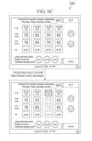 patent us8239066 system and method of use for a user interface