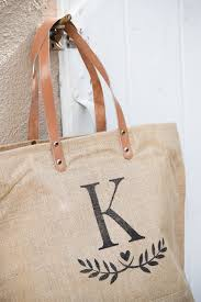 bridesmaid gift bags the bridal boutique burlap bridesmaid tote bag the overwhelmed