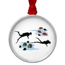 fish squirrel ornament zazzle com