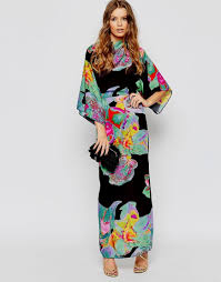 floral kimono maxi dress naf dresses