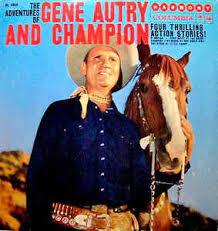 gene autry the adventures of gene autry and chion vinyl lp