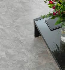 pvc flooring commercial tile smooth spacia pale grey