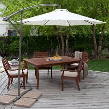 Garden Patio Furniture Garden Design Have A Gorgeous Garden Treasures Offset Umbrella