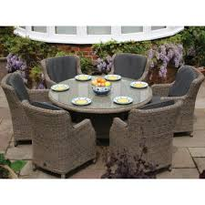Outdoor Round Patio Table Dining Tables Fabulous Outdoor Dining Table Dimensions For