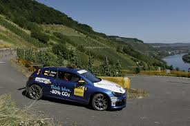 volkswagen scirocco r modified volkswagen u0027s scirocco r makes its wrc debut in germany