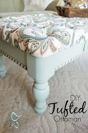 Tufted Coffee Table Diy Tufted Coffee Table Bench Designed Decor