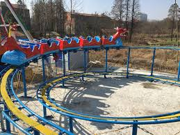 Backyard Roller Coaster For Sale by Dragon Roller Coaster For Sale Beston Dragon Coaster Manufacturer