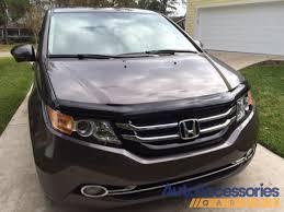 Honda Odyssey 2014 Roof Rack by 2014 2017 Honda Odyssey Autoventshade Bugflector Ii Bug U0026 Stone