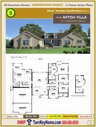 ranch modular home floor plans 50 unique all american homes floor plans house plans ideas photos