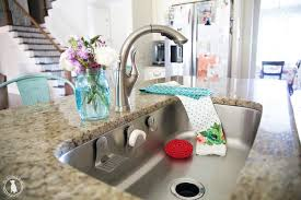 organization for your sink and a giveaway with elkay the