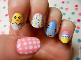 eggcellent easter nail designs