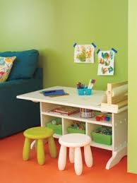Play Table For Kids Art Table For Kids With Storage Foter