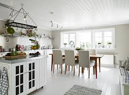 painted kitchen floor ideas white wood floors in kitchen cottage white painted kitchen floor