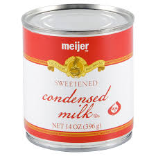 meijer sweetened condensed milk 14 oz meijer com