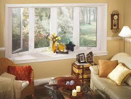 choose a bow window for a more subtle look and bestow a luxurious