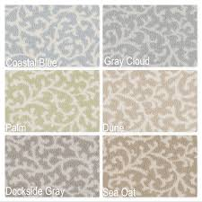 coral springs pattern indoor area rug collection