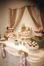 165 best shabby chic dessert buffets images on pinterest