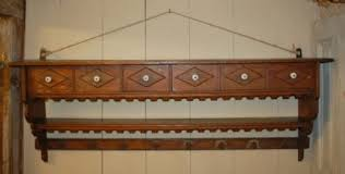 Antique Spice Rack Antique French Wall Shelf Spice Rack Herb Rack Original