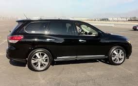 2013 nissan pathfinder second look truck trend