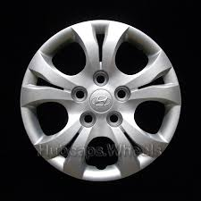 2002 hyundai elantra hubcaps hyundai elantra 2010 2016 hubcap genuine factory oem wheel cover