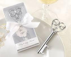 wedding favora key bottle opener wedding favor