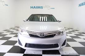 2013 toyota camry se silver 2013 used toyota camry at haims motors serving fort lauderdale