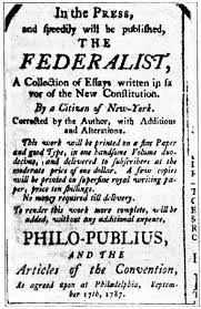 What Type Of Paper Should A Resume Be Printed On The Federalist Papers