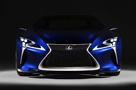 lexus lc in blue lexus sc nameplate being revived as 2017 model