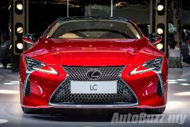 lexus sedan malaysia lexus lc 500 coupe the perfect super gt with a 5 0l v8 that will