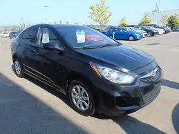 2013 hyundai accent manual 2013 hyundai accent gl manual used for sale in montreal spinelli