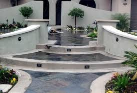 Stained Concrete Patio Images by Interesting Stained Concrete Patio Gray Floors Grey Marble Stain