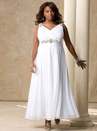 Plus Size Summer Wedding Dresses Cherry Marry