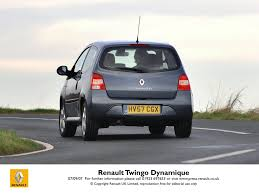 small renault twingo fun to say fun to drive also very small like an ant