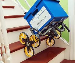 massage table cart for stairs climbing cart