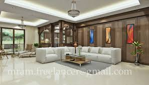 Home Interior Design In Hall  Affordable Ambience Decor - Hall interior design ideas
