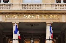 si e du conseil constitutionnel le délit de consultation de terroristes censuré par le conseil
