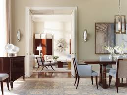 baker dining room chairs the thomas pheasant collection baker furniture contemporary