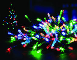 Outside Lighted Christmas Decorations - accessories lighted christmas tree star green led dome christmas