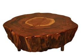 tree trunk coffee table tree trunk coffee table coffee tables