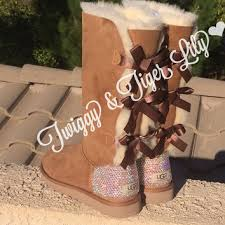 light purple bailey bow uggs new chestnut tall bailey bow uggs with from twiggy tiger lily