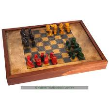 ancient chess historic chess sets replica notable chess sets from times past