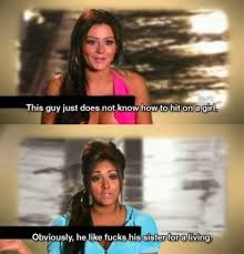 Snooki Meme - jersey shore has my 3 hahaa pinterest crazy funny
