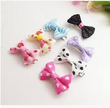 wholesale hairbows 100pc lot wholesale dog hair bows pet dog grooming decoration
