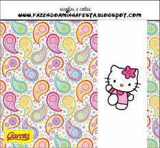 kitty party free printable candy buffet labels