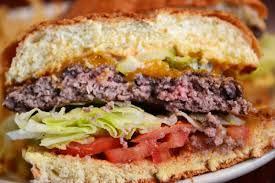 chain reaction a solid burger at bj u0027s restaurant and brewhouse